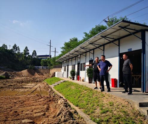 总经理李辉良、副总经理朱万林等深入攀西地区项目进行调研指导