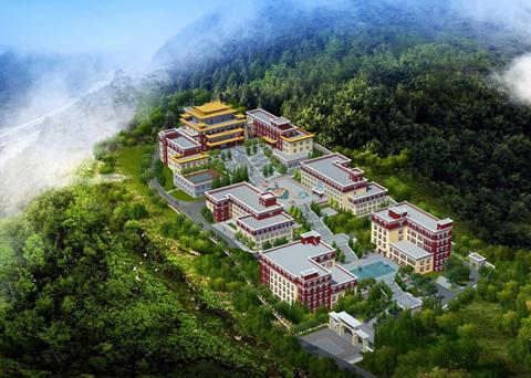 四川藏语佛学院甘孜分院项目规划设计方案顺利通过评审